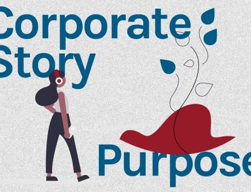 THE SIGNIFICANCE OF THE CORPORATE STORY IN TIME OF CHANGE