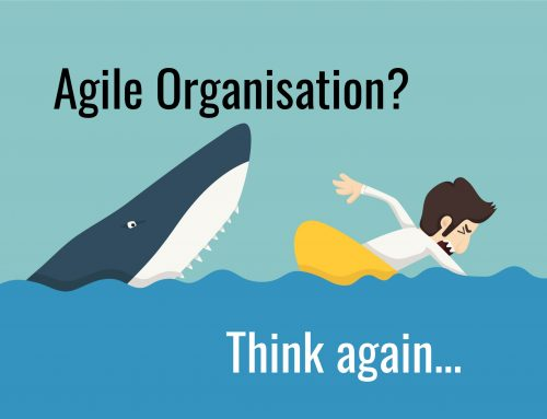 Agile Organisation? Think again…