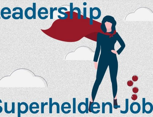 De-lead yourself! The best managers are those who make themselves superfluous.